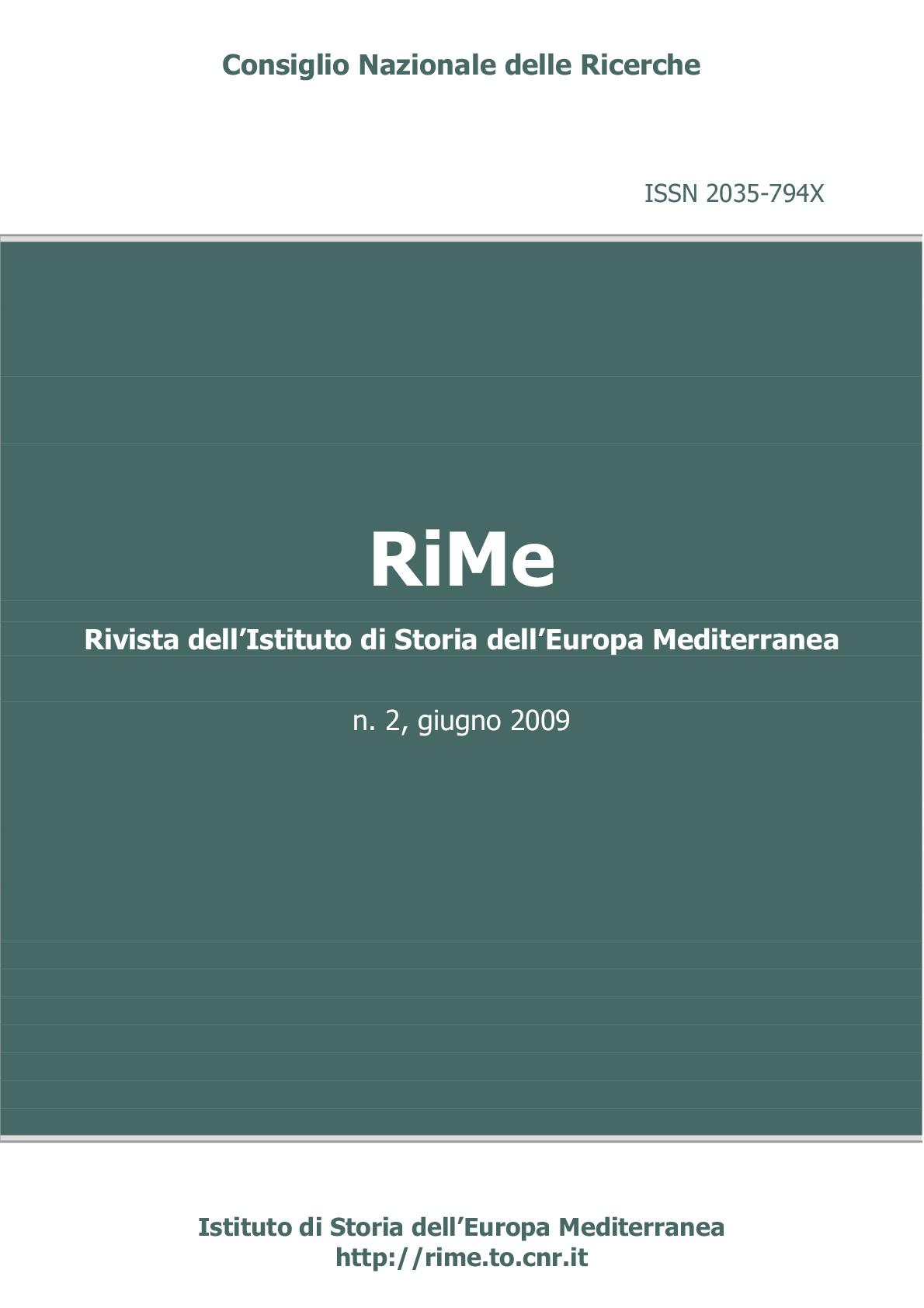Vol. 2 (June 2009) cover